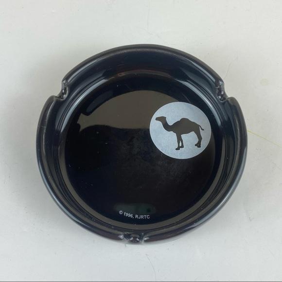 Vintage camel ashtray 1996